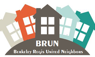 Berkeley Regis United Neighbors